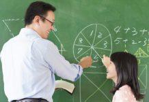 Persahabatan guru dan murid. Foto dok. Guru SMP