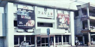 Bioskop Pawan, salah satu bioskop andalan Ketapang di tahun 90-an (Foto : IST / Doc. Simon Yosonegoro Lim)
