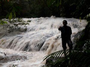 Riam Secanguran. Foto dok. Alwi
