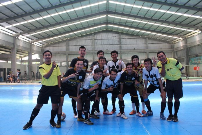 Foto ini ketika laga semifinal BEDAYONG CUP , saat Pelita Jaya melawan Land Diamond, beberapa waktu lalu. Foto : dok. IST/Panitia BEDAYONG CUP