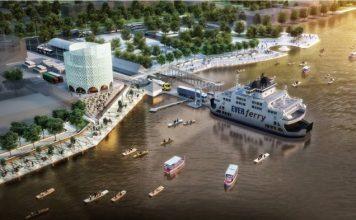 (ILUSTRASI) Waterfront City (Foto : IST)