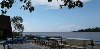 Keindahan yang terlihat di Tanjung Bawang. Foto Dok : IST/Frans