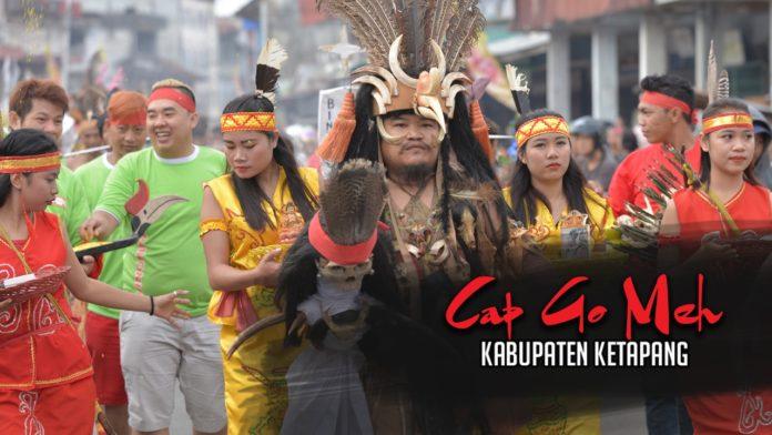Cap Go Meh Ketapang 2020 (Foto : IST)